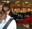 Bericht von McDonald's ArbeiterInnen zur internationalen Aktion am 16. Oktober