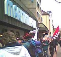 PSA-Tarifverhandlungen in Hannover - Bericht vom Tagungsort