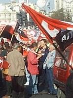 10. April - Generalstreik von CNT, CGT und Solidaridad Obrera gegen den Krieg