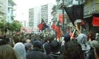 Salonika 2003: Aktionen gegen den EU-Gipfel vom 19.-22. Juni 2003 in Griechenland
