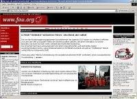 FAU Website umgestellt