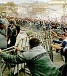 Polen: Auseinandersetzungen bei Bergarbeiterprotesten