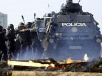 Astilleros Izar: Zwei Tage Hexenkessel in der Bucht von Cádiz und in Sevilla
