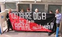 Frankfurt - Besuch bei einer DGB eigenen PSA