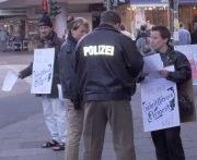 Kriminalisierung gewerkschaftlicher Protestaktionen durch die Polizei