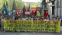 Deutscher Werkzeughersteller erpresst baskische Arbeiter
