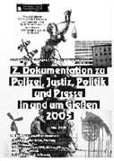 Neue Polizeidokumentation in Gießen erschienen