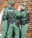 Infineon: Streikender mit Polizei-Schusswaffe bedroht