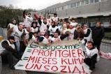 50 Tage Streik bei Gate Gourmet Düsseldorf