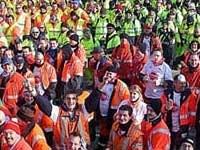 Europaweiter HafenarbeiterInnenstreik setzt sich fort