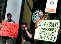 Starbucks: Kündigung wegen Solidarität! (Update 27.10.2006)