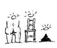 Der heilige Stuhl des Ole von Beust