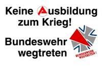 Aufruf: Bundeswehr-Besuche auch in Duisburg unerwünscht!