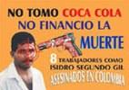 Repression gegen Coca-Cola Gewerkschafter