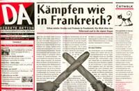 Direkte Aktion 185 (Januar/Februar 2008) erschienen