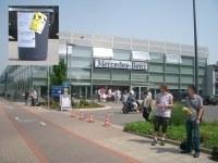 Leiharbeit: Aktionen während der Jobmesse in Hannover