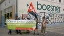 boesner bosse böse? Proteste gegen die Künstlerbedarfskette Boesner