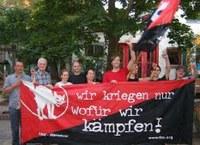 Streik bei der Frankfurter Rundschau - Streikbruch bei Madsack in Hannover