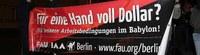 Erfolgreiche Kundgebung auf der Berlinale