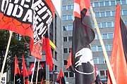 Erfolgreiche libertäre und antinationale Demonstration in Dortmund