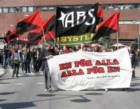 Schwedische SAC ruft zu Protesten gegen Baumulti SKANSKA auf