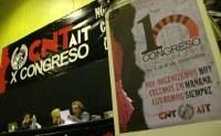 CNT verurteilt das Streikverbot für die spanischen Fluglotsen