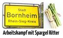 Arbeitskampf bei Spargel Ritter - Weiter gehts!