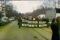 Zweiter Schulstreik in München