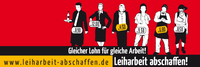 Leiharbeit abschaffen: Aktionswoche 18. bis 25. September 2009