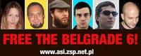 Serbische AnarchosyndikalistInnen verhaftet