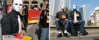 Darmstadt, Dortmund, Frankfurt: «Leiharbeit abschaffen» gestartet