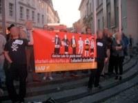 FAU-Kampagne gegen Leiharbeit in Braunschweig