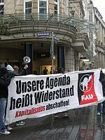 Ffm - Symbolische Besetzung der IHK