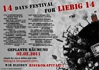 FAU Berlin unterstützt »Liebig14«