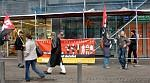 FAU-Frankfurt protestiert gegen OTTO Workforce