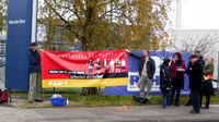 Kiel: Voller Erfolg der Aktion gegen Leiharbeit auf JobMesse