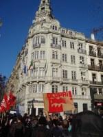 """Portugal: Generalstreik gegen die neoliberale """"Krisenbewältigung"""""""