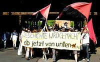 Erfolgreiche libertäre Mai-Demo in Dresden