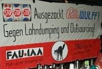 FAU Berlin beendet Konflikt mit Bally Wulff