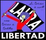 Freiheit für Laura und alle anderen – sofort!