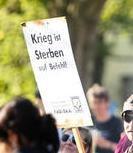 Hannover: Kein Frieden mit dem Militär!