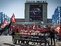 Berlin: Für die Wiedereinstellung bei Chung Hong