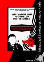 Wir haben eine Würde zu verteidigen! - Globale Solidarität gegen Sozialkahlschlag und Ausbeutung