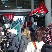 Arbeitskämpfe in italienischen Krankenhäusern