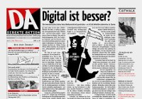 Schwerpunkt: Printmedien in der Krise
