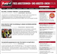 Neue Webpräsenz der FAU Berlin