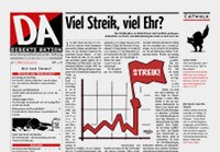 Schwerpunkt: Streik!