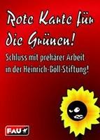 Aktionswoche gegen prekäre Beschäftigung in der grünen Böll-Stiftung