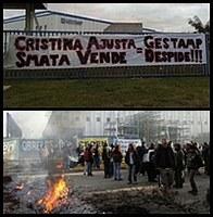 """Buenos Aires: Arbeitskampf bei """"Gestamp"""""""