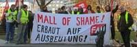 [Update 28.11.]  'Mall of Shame': Bezahlt die Arbeiter!